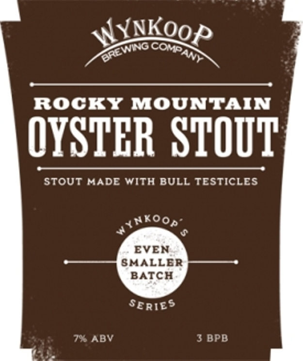 Bull Balls Beer Is Here...Seriously | Rocky Mountain Oyster Stout