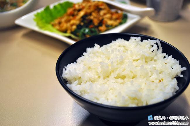 泰炘泰式料理白飯