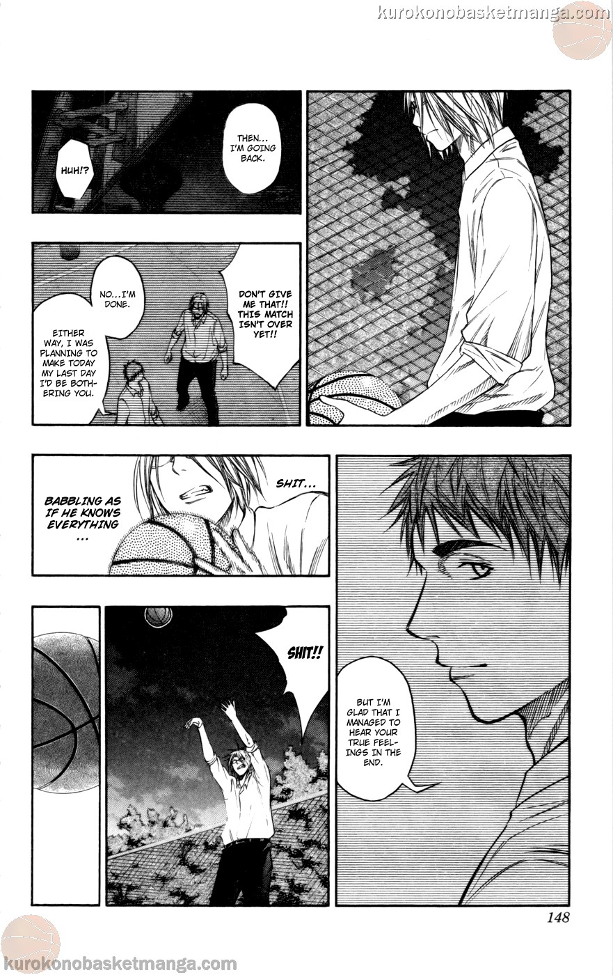 Kuroko no Basket Manga Chapter 97 - Image 02