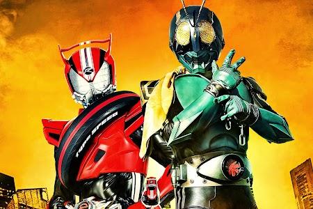 Kamen Rider Drive & 3Gou