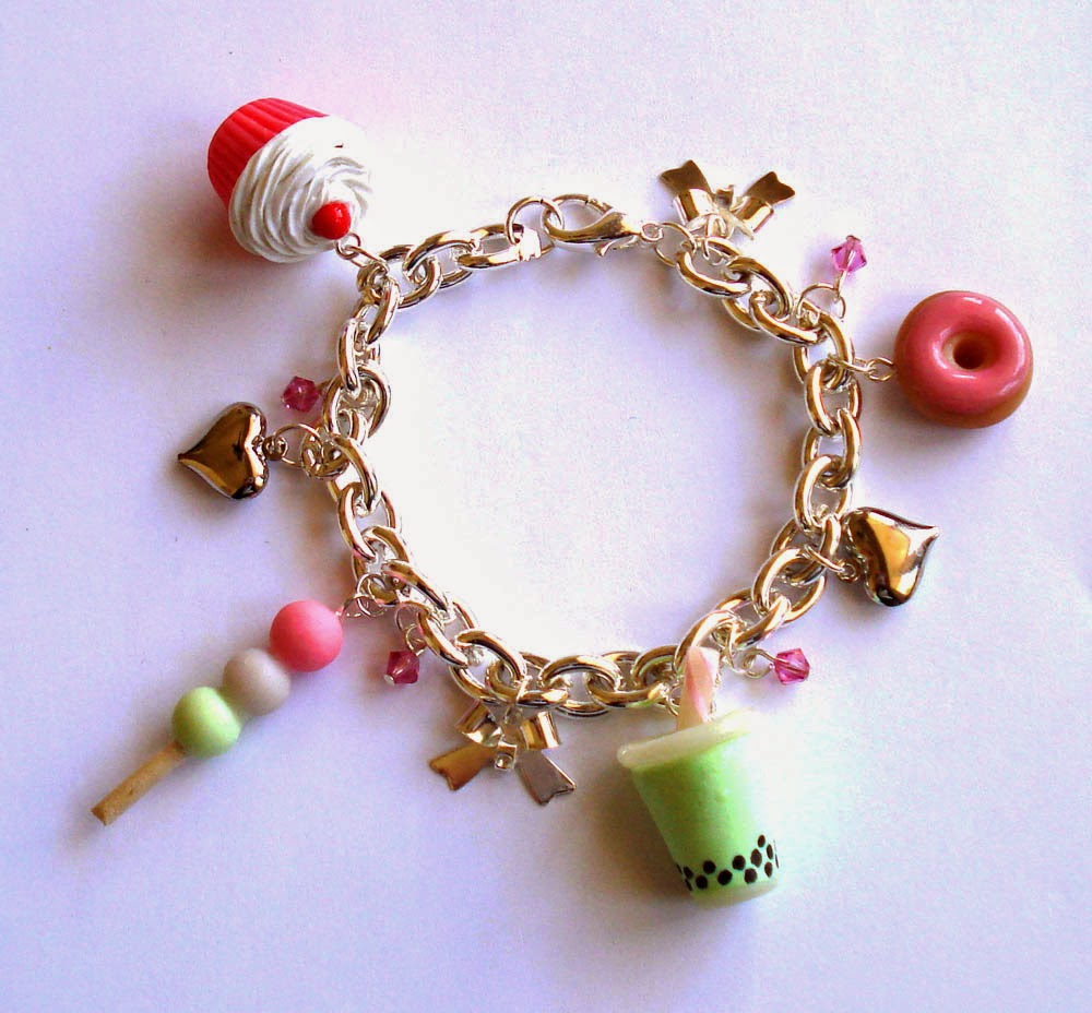 Candy Charm Bracelets For Girls | www.imgkid.com - The ...