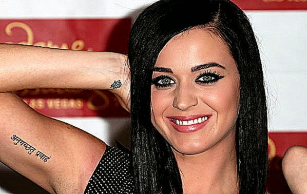 It39s Katy Perry39s Tattoo