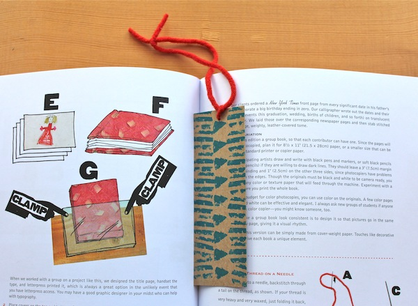 block printing style stamping using wine corks on chipboard stationery coasters bookmarks gift tags DIY
