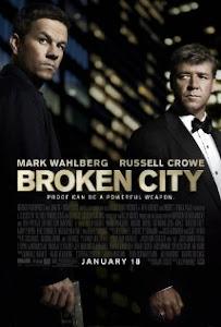 Thành Phố Tội Ác - Broken City poster