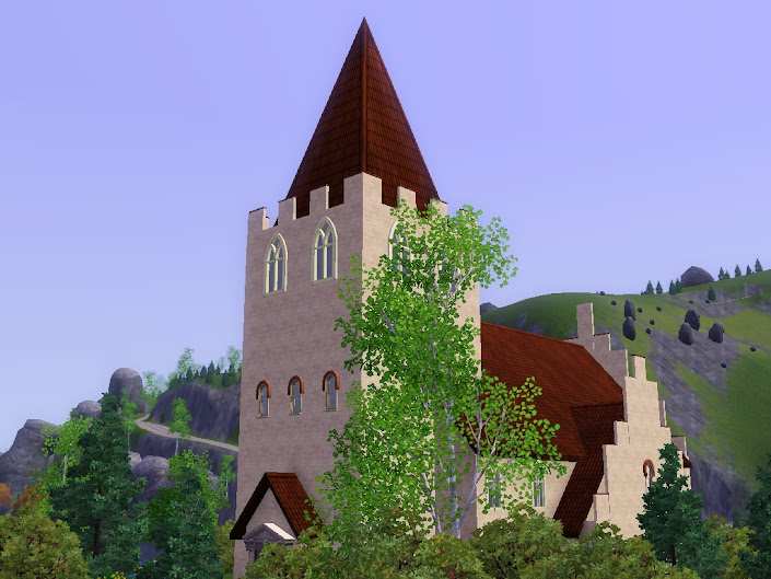 chapel sims