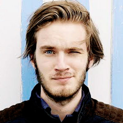 Felix Kjellberg earned a  million dollar salary, leaving the net worth at 3 million in 2017