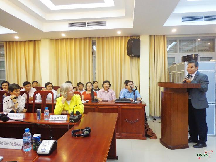 Assoc. Prof, Dr. Phạm Quang Minh
