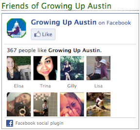 Growing Up Austin Gets More Friends