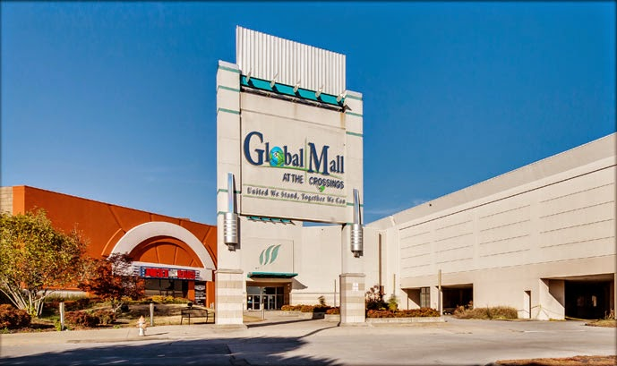 Mall Antioch TN | Global Mall at the Crossings at 5252 Hickory Hollow Pkwy, Antioch, TN