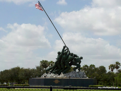 Harlingen Iwo Jima Memorial