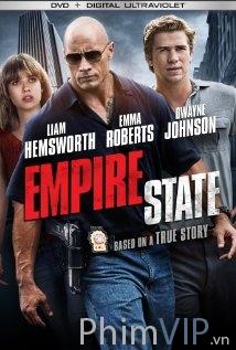 Vụ Cướp Thế Kỷ - Empire State poster