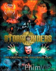 Phong Vân: Hùng Bá Thiên Hạ - The Storm Riders poster