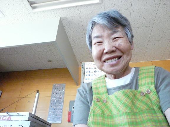松本さんにも笑みがこぼれます