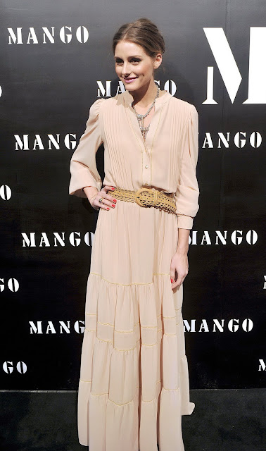 olivia palermo 2011 pictures. Olivia Palermo at the MANGO