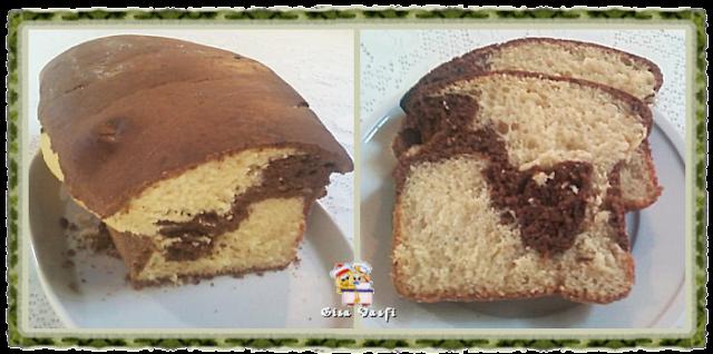 Pão Recife, de chocolate, com fermento natural 2
