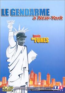 Cảnh Sát Pháp Ở New York - Le Gendarme A New York poster