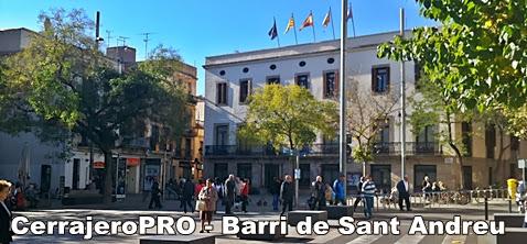 Cerrajeros Sant Andreu Barcelona