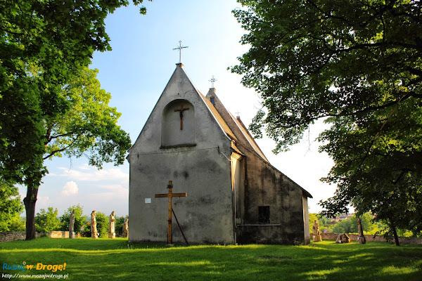 Szydłów - kościół wszystkich świętych