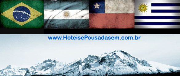 Destinos América do Sul