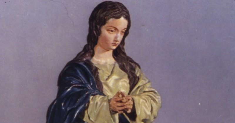 Resultado de imagen de inmaculada Berruguete