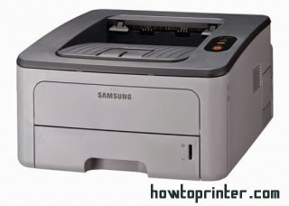 Help reset Samsung ml 2850d printers counter – red light turned on and off repeatedly