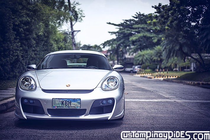 Keith Bryan Haw Porsche Cayman S Techart Custom Pinoy Rides Car Photography Philippines Philip Aragones pic2
