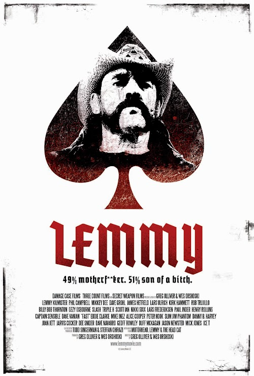 Lemmy documentary film