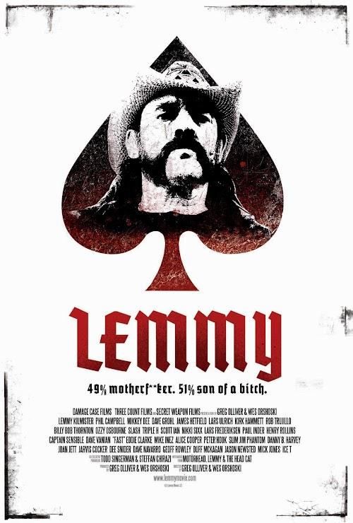 Lemmy documentary film