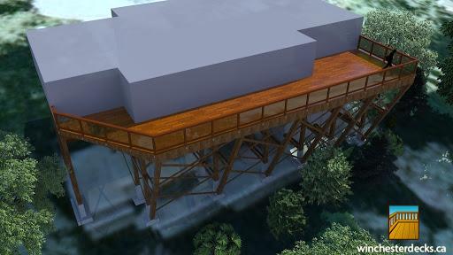 Google sketchup page 5 architecture design for Sketchup deck design