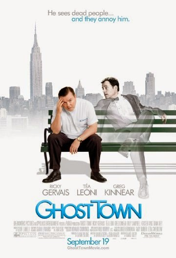 Poster Of Ghost Town (2008) Full Movie Hindi Dubbed Free Download Watch Online At Alldownloads4u.Com