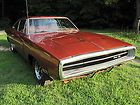 1970 DODGE CHARGER RT ORIGINAL 38,000 MILES ALL NUMBERS MATCHING 440 H.P