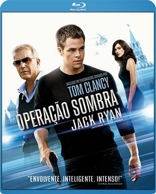 Filme Poster Operação Sombra - Jack Ryan BDRip XviD Dual Audio & RMVB Dublado