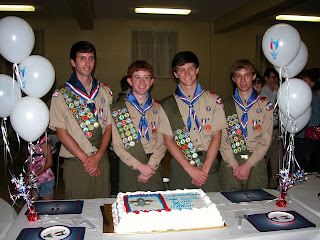 Eagle Scouts 2009