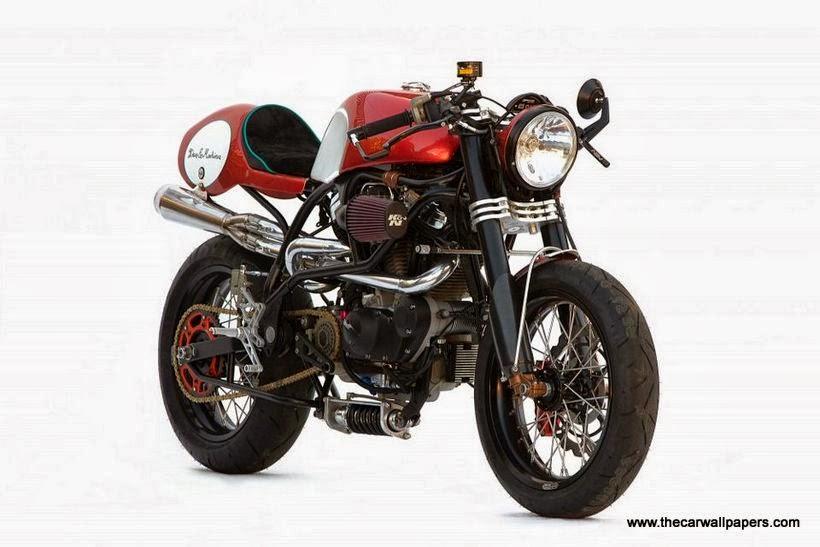 Bully Motorcycle by Deus Ex Machina
