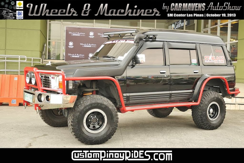 Wheels & Machines Custom Pinoy Rides Car Photography Philippines pic2