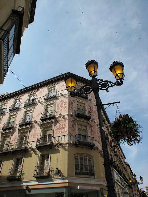 Buildings in Zaragoza