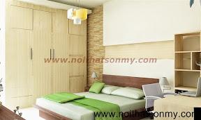 Thiết kế phòng ngủ lớn
