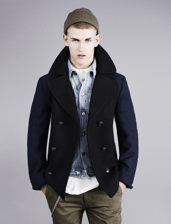 Igor by Ben Toms for Topman F/W 2011. Styled by Robbie Spencer