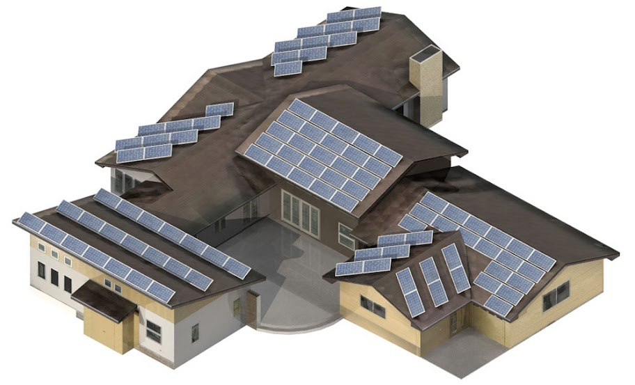 Google Green Blog Skelion A Solar Energy Design Plugin