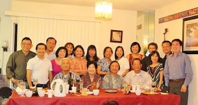 KM San Jose gặp thầy Quảng & cô Sơn