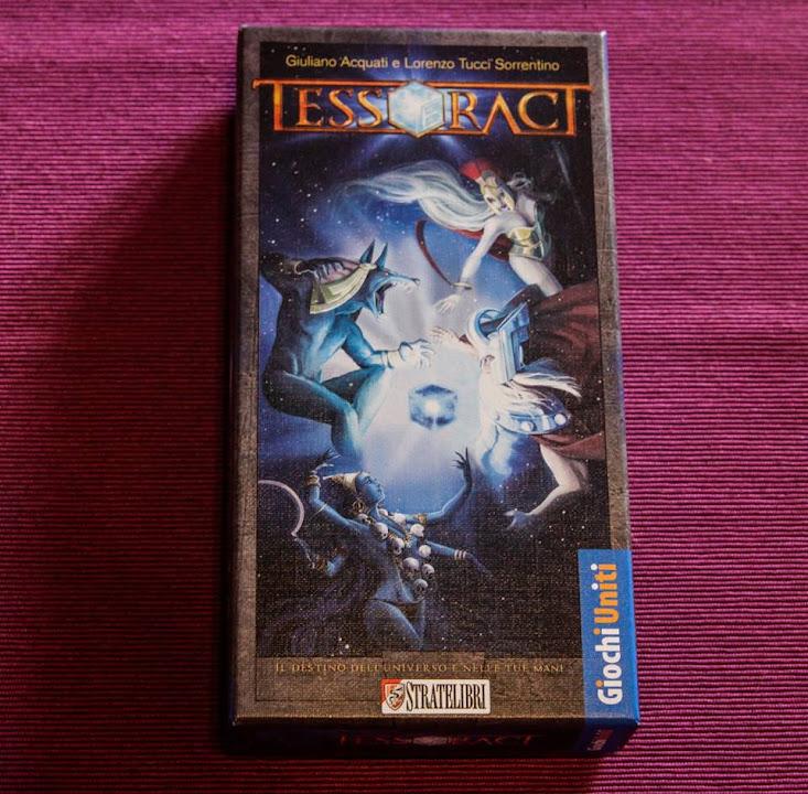 La scatola di Tesseract