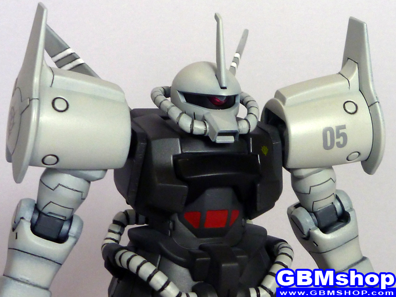 Bandai 1/144 MS-07H-8 Gouf Flight Type