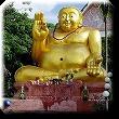 チェンラーイの愉快な仏像