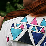 Geometric Patterned Jacket