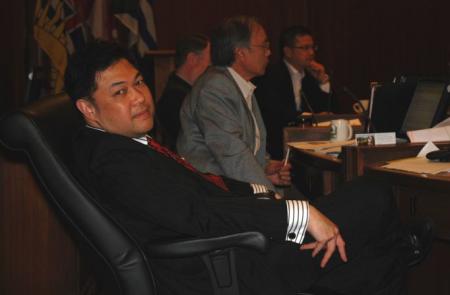 Kerry Jang, Vancouver Councillor