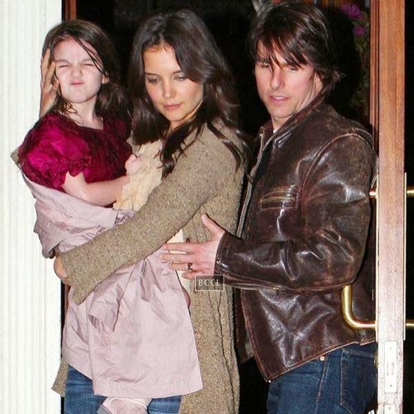 Daughter of Tom Cruise and Katie Holmes, Suri was born in 2006. However, soon  it was announced that Holmes had filed for divorce from Cruise after five and a half years of marriage.
