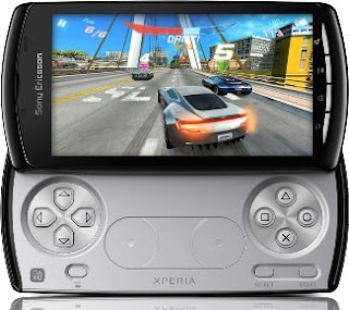 Sony Ericsson Xperia Play with Android 2.3
