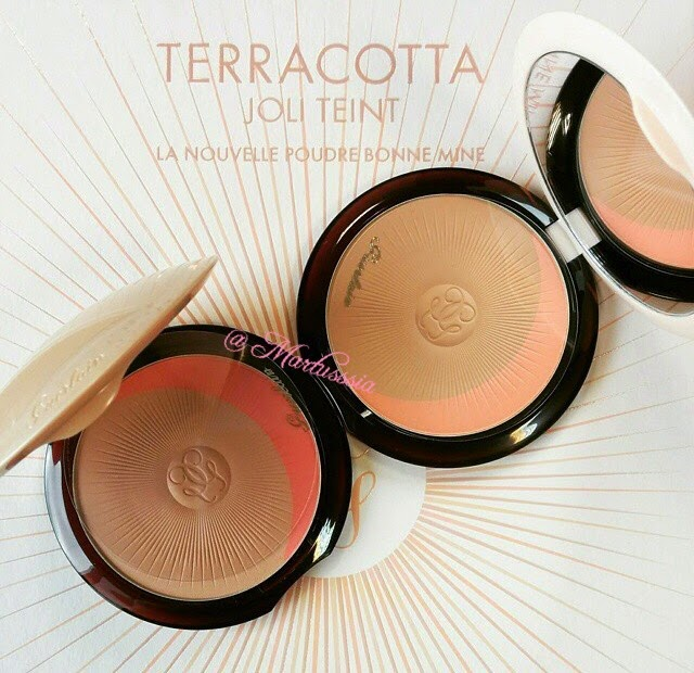 my world my passions my hobby guerlain terracotta joli teint poudre limited edition. Black Bedroom Furniture Sets. Home Design Ideas