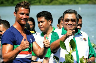 Sepuluh Sikap Teladan Cristiano Ronaldo