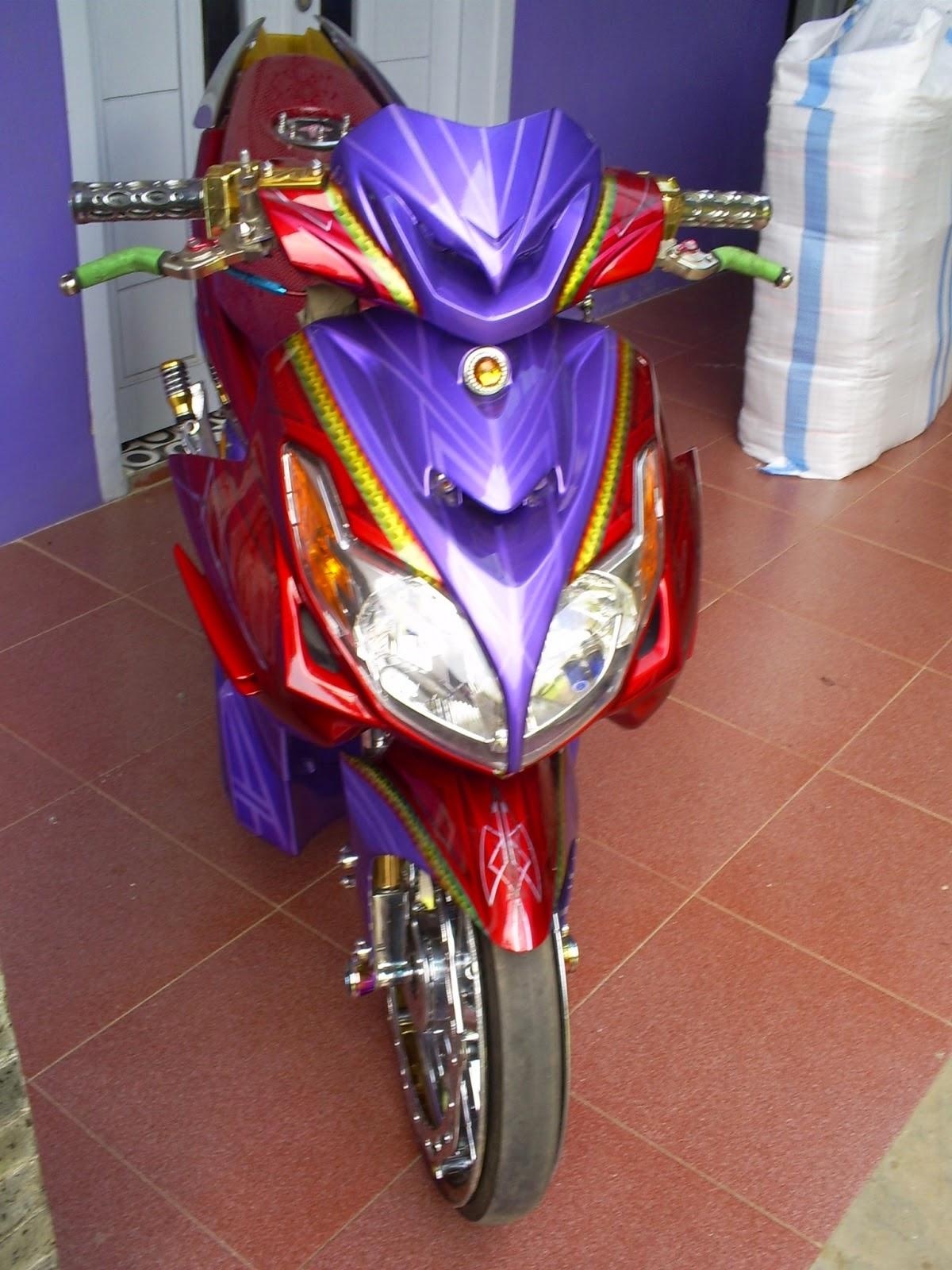 Yamaha Xeon Rc Modifikasi
